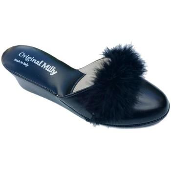 Pantofi Femei Papuci de vară Milly MILLYCIGNOner5 nero