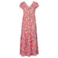 Îmbracaminte Femei Rochii lungi Betty London ODE Roșu / Multicolor