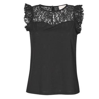 Îmbracaminte Femei Topuri și Bluze Moony Mood OTTIA Negru