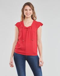 Îmbracaminte Femei Topuri și Bluze Moony Mood OPAK Roșu