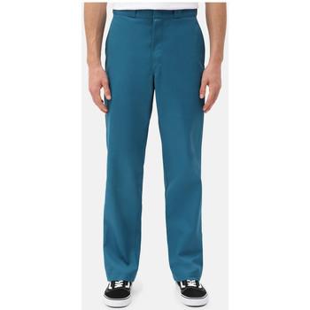 Îmbracaminte Bărbați Chino & Carrot Dickies Orgnl 874work pnt albastru