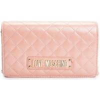 Genti Femei Genți  Banduliere Love Moschino  roz