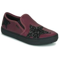 Pantofi Fete Pantofi sport Casual Geox J KALISPERA FILLE Violet