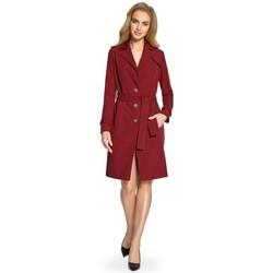 Îmbracaminte Femei Rochii scurte Style S094 Trench coat - maro