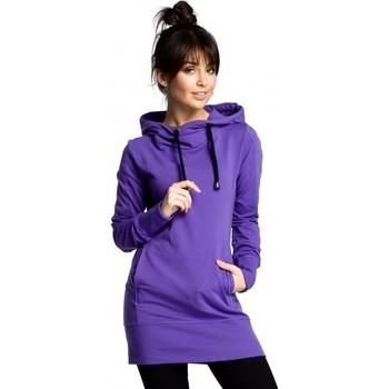 Îmbracaminte Femei Hanorace  Be B072 Pulover lung - violet