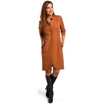 Îmbracaminte Femei Rochii Style S189 Rochie blazer - roșcată