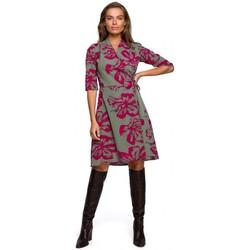 Îmbracaminte Femei Rochii scurte Style S247 Rochie cu croială cu imprimeu - model 2
