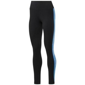 Îmbracaminte Femei Pantaloni de trening Reebok Sport TE Linear Logo CT L Negre