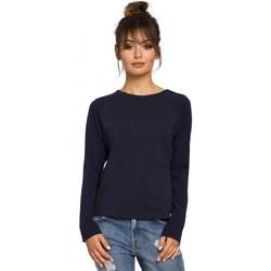 Îmbracaminte Femei Topuri și Bluze Be B047 Bluză versatilă - albastru marin