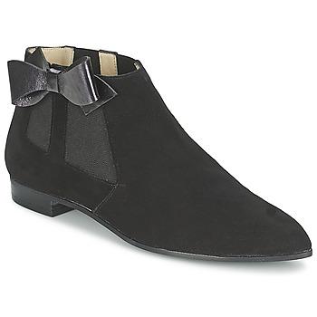 Pantofi Femei Ghete Paco Gil PECANTI Negru