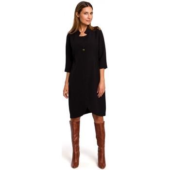 Îmbracaminte Femei Rochii scurte Style S189 Rochie blazer - negru