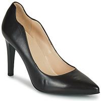 Pantofi Femei Pantofi cu toc NeroGiardini BASTI Negru