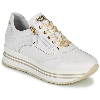 Pantofi Femei Pantofi sport Casual NeroGiardini DAKOTA Alb