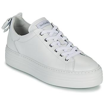 Pantofi Femei Pantofi sport Casual NeroGiardini FILLA Alb