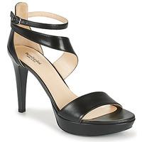 Pantofi Femei Sandale  NeroGiardini FILOU Negru