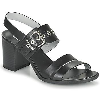 Pantofi Femei Sandale  NeroGiardini GHILLO Negru