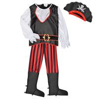 Îmbracaminte Băieți Deghizări Fun Costumes COSTUME ENFANT PIRATE TOM Multicolor