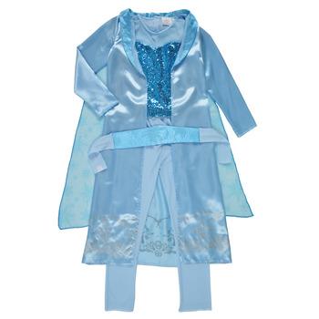 Îmbracaminte Fete Deghizări Fun Costumes COSTUME ENFANT PRINCESSE DES NEIGES Multicolor