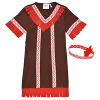 Îmbracaminte Fete Deghizări Fun Costumes COSTUME ENFANT INDIENNE FOX KITTEN Multicolor