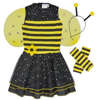 Îmbracaminte Fete Deghizări Fun Costumes COSTUME ENFANT BEE BEE Multicolor