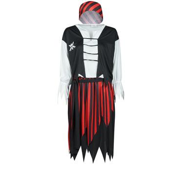 Îmbracaminte Femei Deghizări Fun Costumes COSTUME ADULTE PIRATE SUZY Multicolor