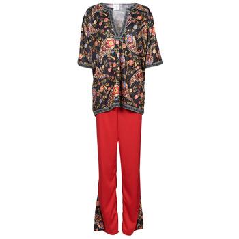 Îmbracaminte Femei Deghizări Fun Costumes COSTUME ADULTE FLOWER BEETLE Multicolor
