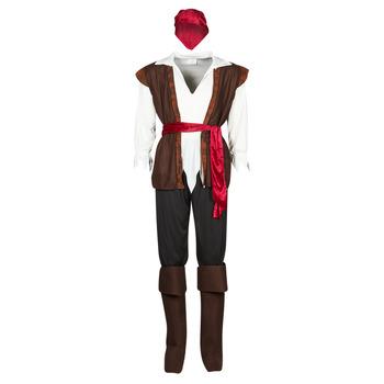 Îmbracaminte Bărbați Deghizări Fun Costumes COSTUME ADULTE PIRATE THUNDER Multicolor