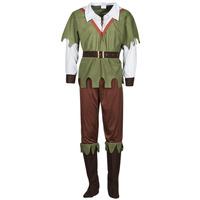 Îmbracaminte Bărbați Deghizări Fun Costumes COSTUME ADULTE FOREST HUNTER Multicolor