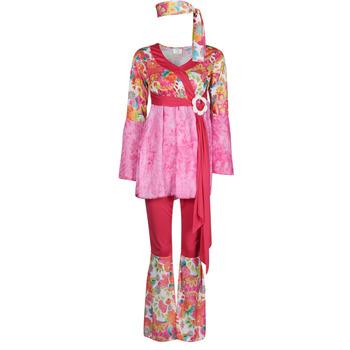 Îmbracaminte Femei Deghizări Fun Costumes COSTUME ADULTE HAPPY DIVA Multicolor