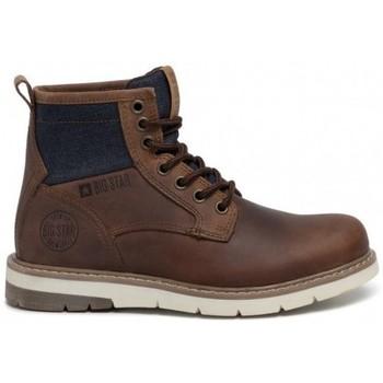 Pantofi Femei Ghete Big Star EE274005 Cafenii