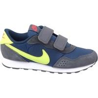 Pantofi Copii Pantofi sport Casual Nike MD Valiant Gri, Galbene, Albastru marim