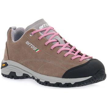 Pantofi Femei Drumetie și trekking Lytos LE FLORIAN TM78 Beige