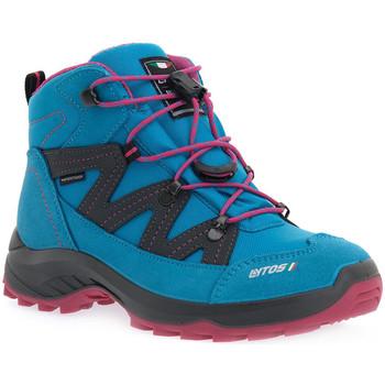 Pantofi Femei Drumetie și trekking Lytos TROLL JAB 29 Blu