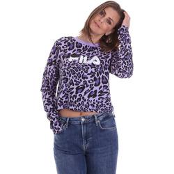 Îmbracaminte Femei Tricouri cu mânecă lungă  Fila 687972 Violet