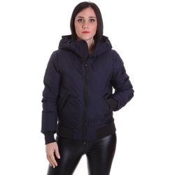 Îmbracaminte Femei Geci și Jachete Refrigiwear RW8W13600NY3209 Albastru