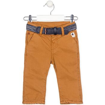 Îmbracaminte Băieți Pantaloni  Losan 027-9003AL Galben