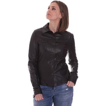 Îmbracaminte Femei Cămăși și Bluze La Carrie 092P-C-110 Negru