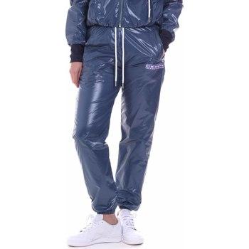 Îmbracaminte Femei Pantaloni de trening La Carrie 092M-TP-441 Albastru