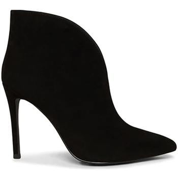 Pantofi Femei Ghete Steve Madden SMSALANI-BLK Negru