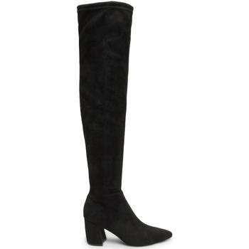Pantofi Femei Ghete Steve Madden SMSNIFTY-BLK Negru
