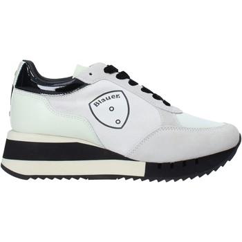 Pantofi Femei Sneakers Blauer F0CHARLOTTE05/NYS Alb