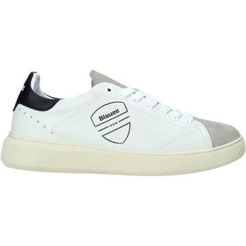 Pantofi Bărbați Sneakers Blauer F0KEITH02/LES Alb