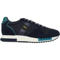 Pantofi Bărbați Sneakers Blauer F0QUEENS01/CAM Albastru