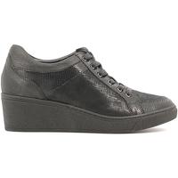 Pantofi Femei Ghete Grunland SC2062 Negru