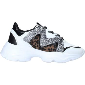 Pantofi Femei Sneakers Manila Grace S008EM Alb