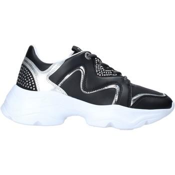 Pantofi Femei Sneakers Manila Grace S013EW Negru