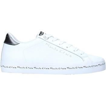 Pantofi Femei Sneakers Manila Grace S046LU Alb