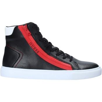 Pantofi Bărbați Sandale  Guess FM5LHI LEA12 Negru
