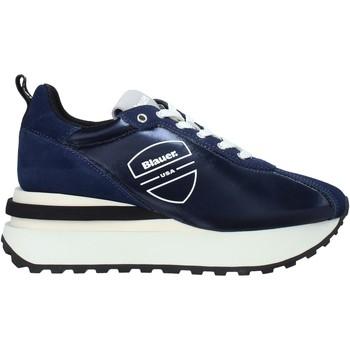 Pantofi Bărbați Sneakers Blauer F0MABEL01/NYL Albastru