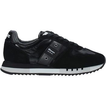 Pantofi Bărbați Sneakers Blauer F0MELROSE01/NYL Negru